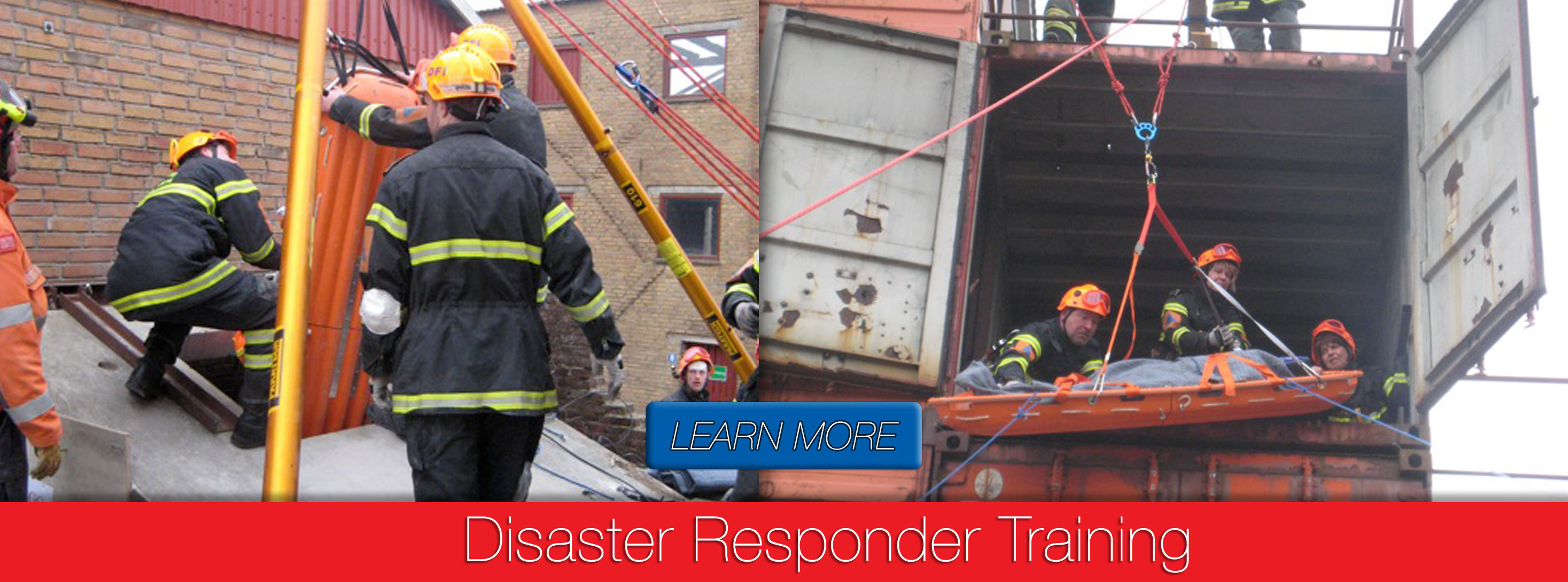 RescUSA- Specialized Training for Disaster Responders